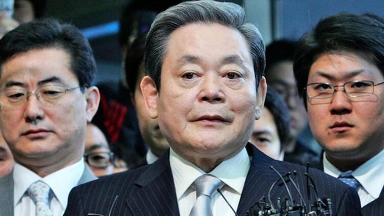 Samsungun en tepesindeki isim kurtarılamadı, 78 yaşında hayatını kaybetti