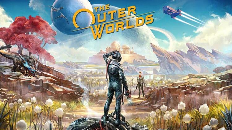 The Outer Worlds Steamde oyunculara sunuldu