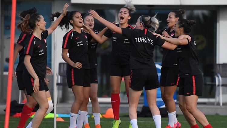 A Milli Kadın Futbol Takımının rakibi Rusya