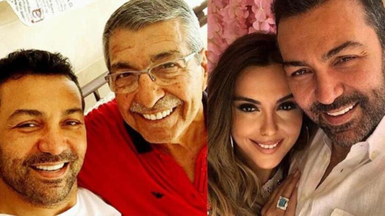 Saruhan Hünel ve Aslı Hünelin babaları Mehmet Fevzi Hünel corona virüse yenildi