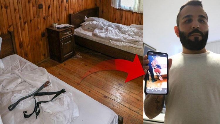 Son dakika haberleri... Turistler şoka girmişti İşte Antalyadaki o işkence odası...