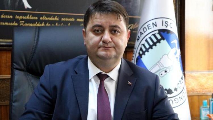 Genel Maden İşçileri Sendikası Başkanı Hakan Yeşil koronavirüse yakalandı