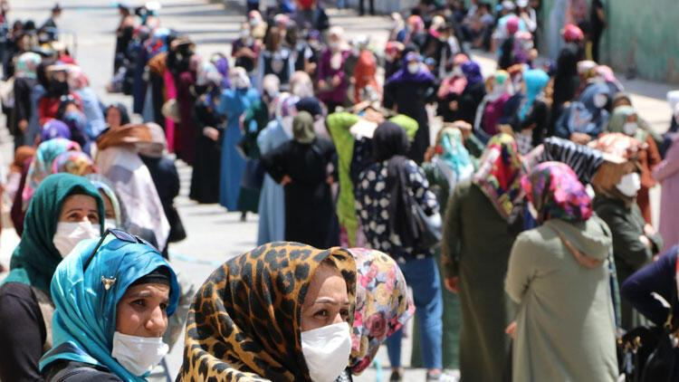 Şanlıurfa'da 'koronavirüs' cezaları 50 milyon lirayı aştı