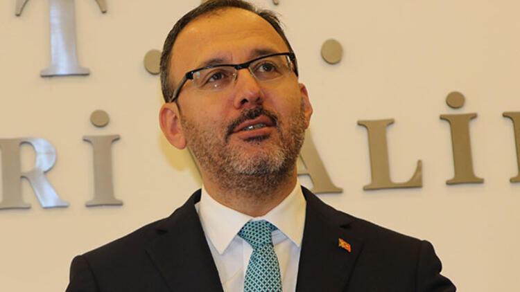 Bakan Kasapoğlu'dan Hakkari açıklaması