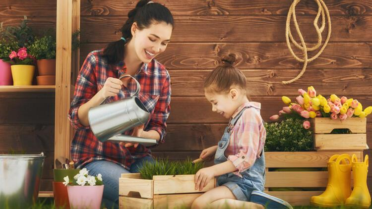 Çocuğunuzla çevreyle ilgili yapabileceğiniz eğlenceli aktiviteler