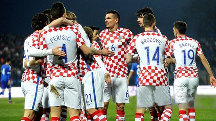 Milli Takım ile karşılaşacak olan Hırvatistanın kadrosu açıklandı Vida...