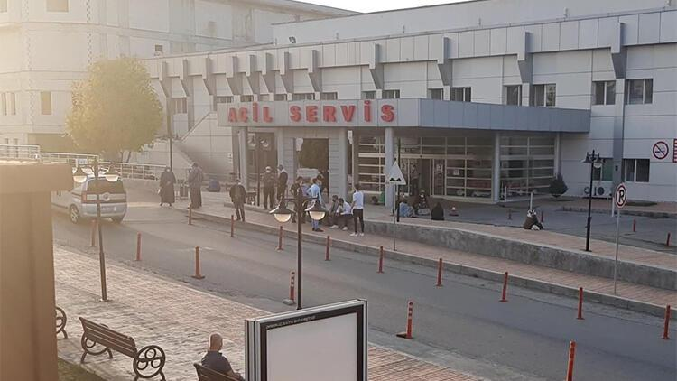 Samsun'da inşaatın 5. katından düşen işçi ağır yaralandı