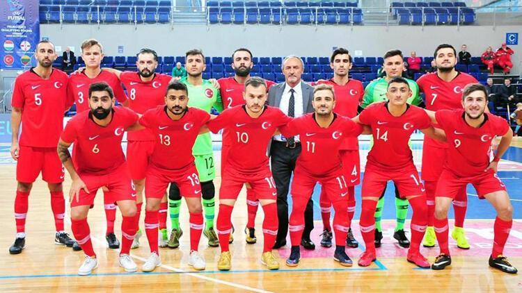 Futsal Milli Takımının Yunanistan maçları aday kadrosu açıklandı