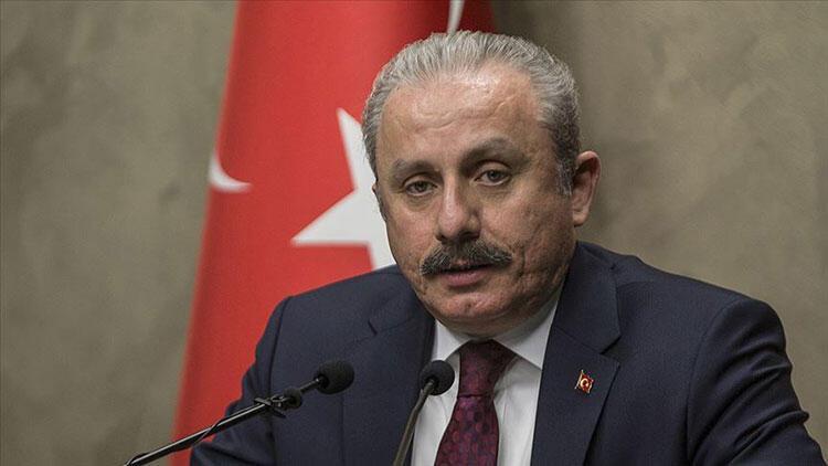 Cumhurbaşkanı Erdoğan çağrıda bulunmuştu; TBMM Başkanı Şentop'tan destek geldi