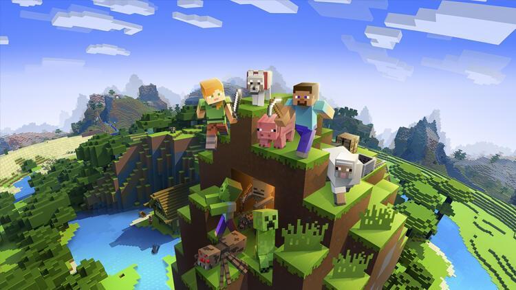 Minecraft hesapları Microsoft'a taşınıyor