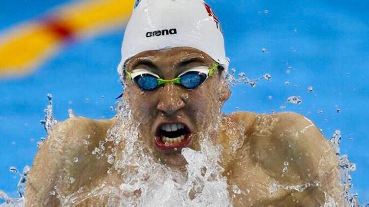 Son Dakika Haberi | Milli yüzücü Emre Sakçıdan Avrupa rekoru