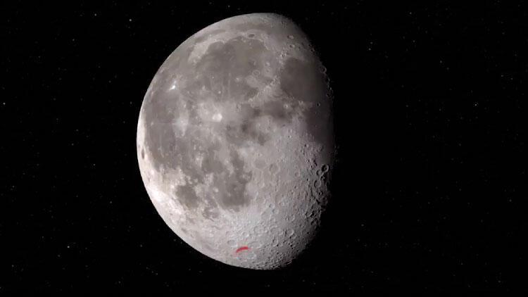 Son dakika haberi... Bütün dünya bu haberi bekliyordu NASA, Aydaki heyecan verici keşfi duyurdu
