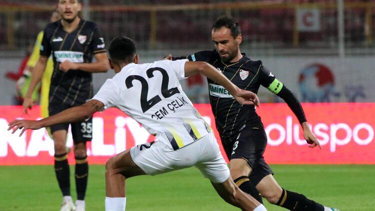 Beypiliç Boluspor: 0 - Menemenspor: 0