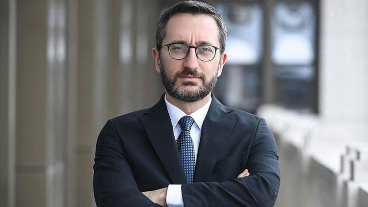 İletişim Başkanı Fahrettin Altun'dan Macron'a sert tepki