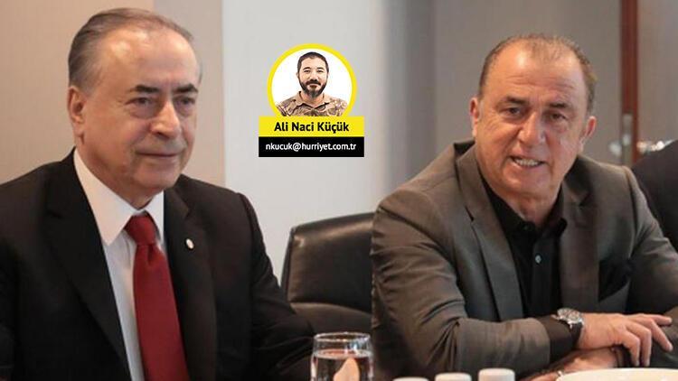 Son Dakika Haberi   Galatasarayda kriz son buldu Fatih Terim bizim kırmızı çizgimiz