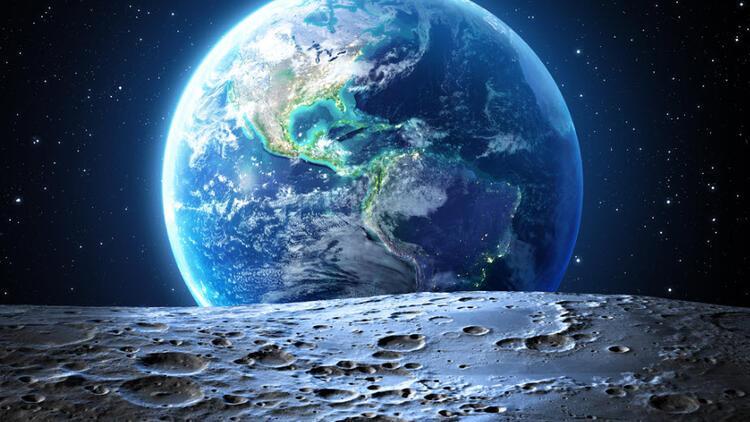 NASAdan şaşkınlık yaratan açıklama: Ayda su bulduk