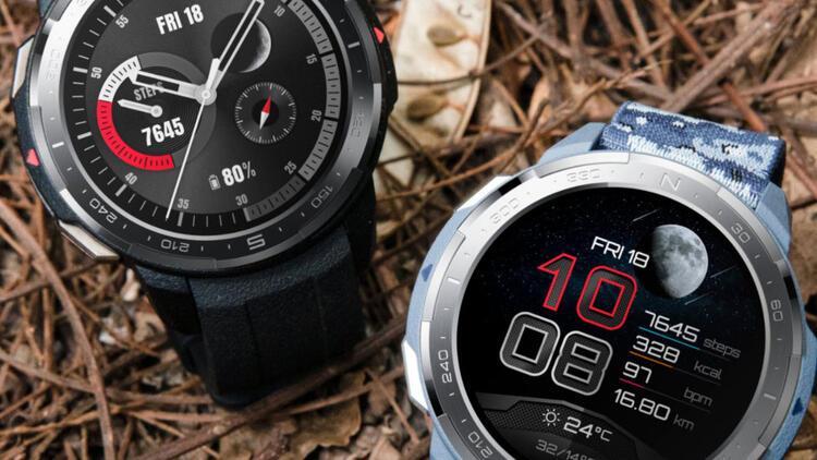 Honor Watch GS Pro Türkiyeye geliyor: İşte özellikleri