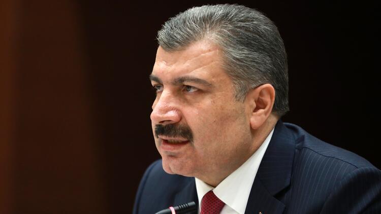 Son dakika haberler: Sağlık Bakanı Koca'dan koronavirüse karşı tedbir uyarısı