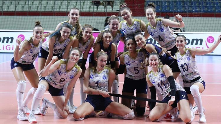 Misli.com Sultanlar Ligi | Çan Gençlik Kalespor 0-3 Aydın Büyükşehir Belediyespor