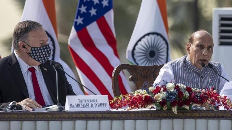 ABD, Çine karşı Hindistanla iş birliğini artırıyor
