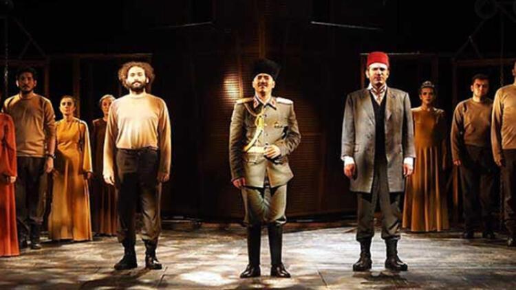 SDT 1919: Şafak adlı oyunu sahneleyecek