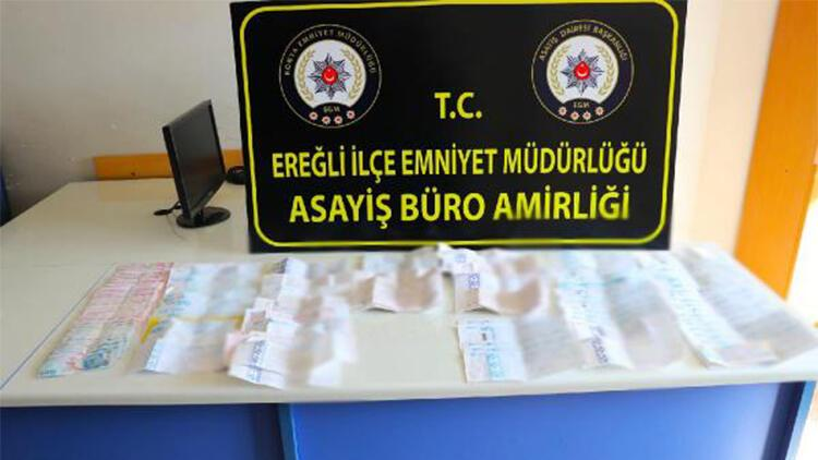 Konyada tefeci operasyonu: 8 gözaltı