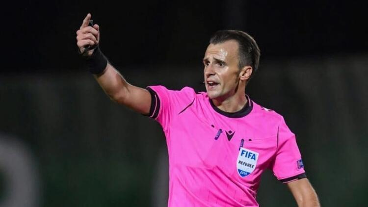 Son dakika   Sivassporun Maccabi Tel Aviv maçına Boşnak hakem