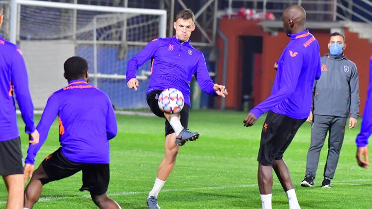Medipol Başakşehir, Paris Saint-Germain maçına hazır