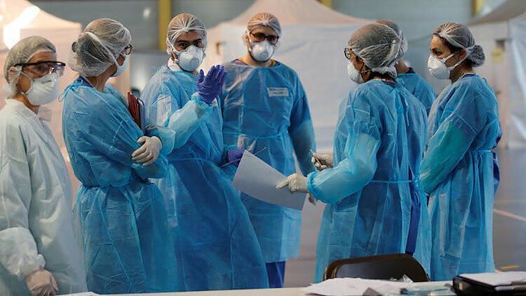 Fransa koronavirüs kâbusu Son 6 ayın en yüksek ölü sayısı