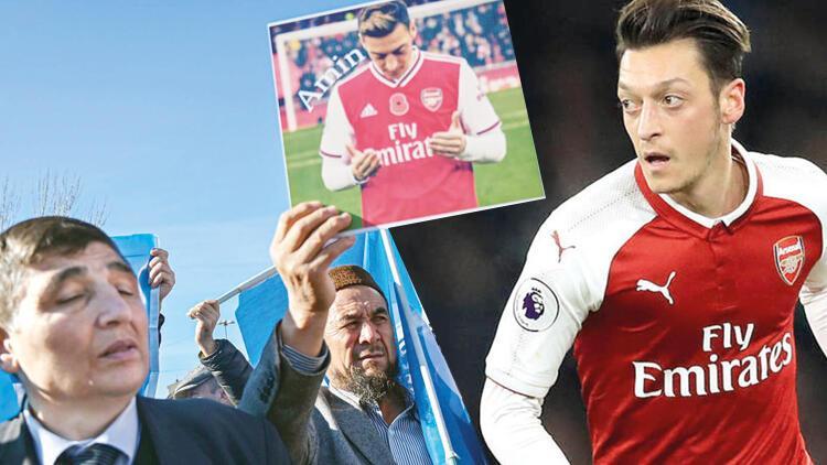 Son dakika: New York Times yazdı! İşte Mesut Özil'e yapılan 'Çin işkencesi'