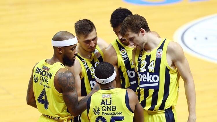 Fenerbahçe Beko, Tel Aviv deplasmanında Rakip Maccabi Playtika...