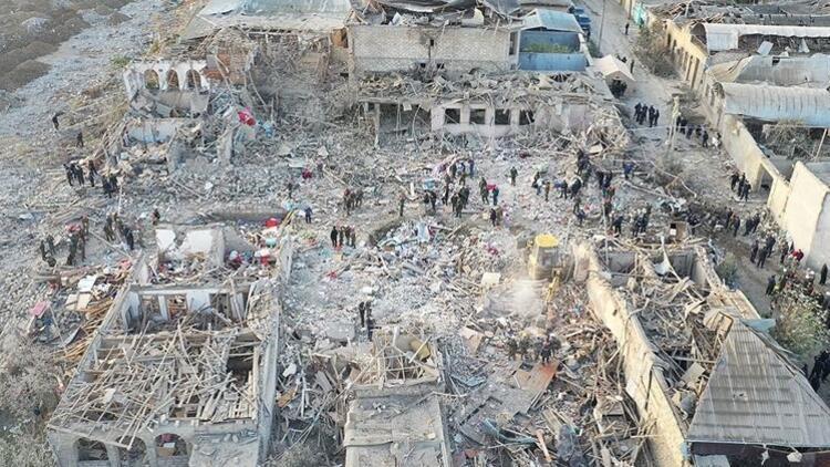 Azerbaycanda Ermenistanın saldırılarında 69 sivil öldü, 322 kişi yaralandı