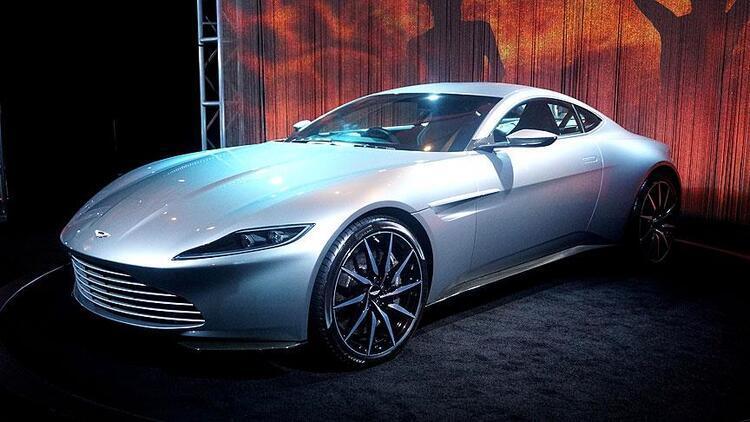 Son dakika... Alman devinden flaş karar Aston Martinin yüzde 20 hissesini alacak