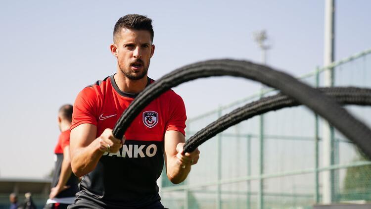 Gaziantep FK, Süper Lig'i ilk 10'da bitirmeyi hedefliyor!