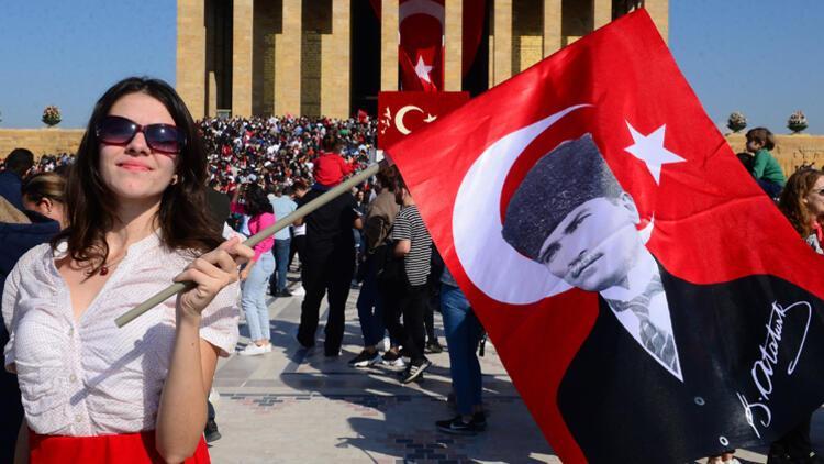 Okullarda ve EBA'da Cumhuriyet Bayramı