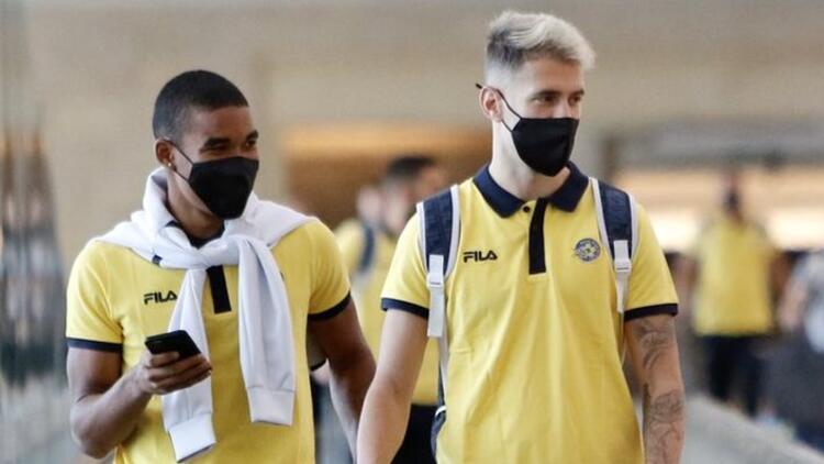 Son dakika | Maccabi Tel-Aviv kafilesi Sivasa geldi