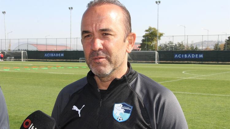 Mehmet Özdilek: Novikovas, Karagümrük maçında aramızda olmayacak...