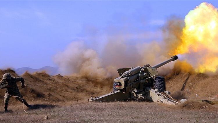 Son dakika: Azerbaycan ordusu 13 köyü daha Ermenistanın işgalinden kurtardı