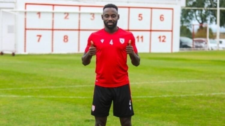 Kevin Boli: Samsunspor gibi bir kulüpten teklif almış olmak gurur verici...