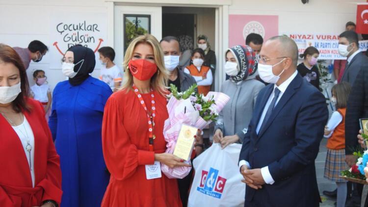 Çocuklar Gülsün Diye Derneği'nin 40'ıncı okulu Denizli'de açılıyor