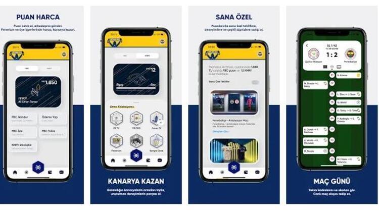 Mohikan nedir Fenerbahçe Mohikan uygulama marketlerde yerini aldı