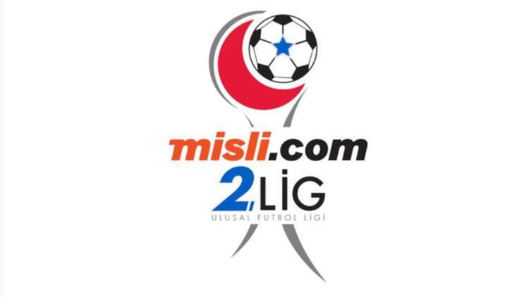 Misli.com 2. Lig'de toplu sonuçlar! 1 maç dışında 7. hafta tamamlandı...