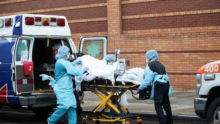 ABDde 927 kişi daha koronavirüsten öldü