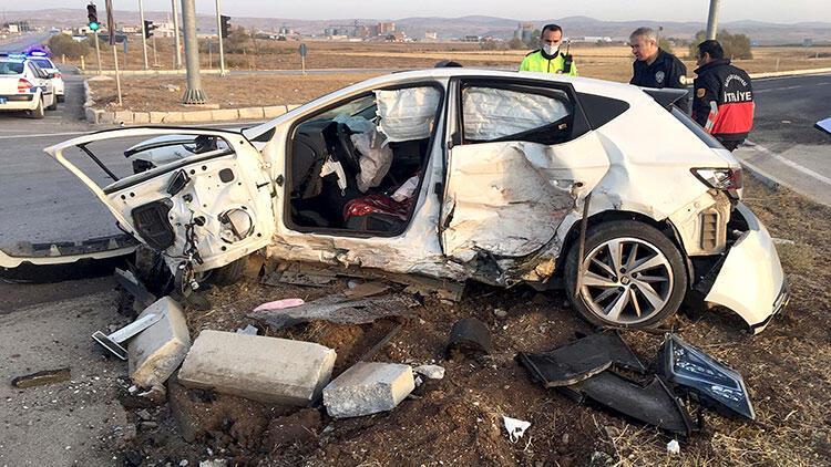 Çorum'da korkunç kaza! 1'i uzman çavuş, 2 kişi hayatını kaybetti