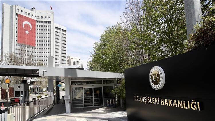 Son dakika haberler: Fransa'nın Ankara Büyükelçiliği Maslahatgüzarı, Dışişleri Bakanlığına çağrılarak şiddetle kınandı