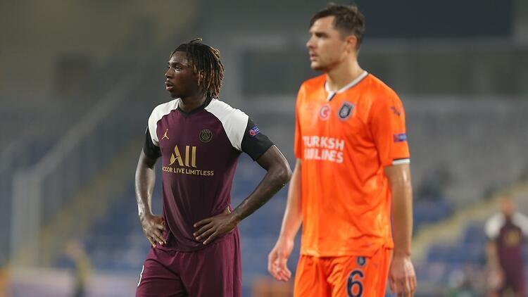 Son Dakika   Başakşehirde Epureanudan PSG maçı sonrası açıklama: Hata yaparsanız gol yersiniz