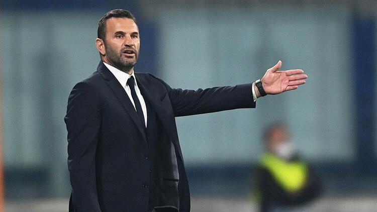 Son Dakika   Başakşehir teknik direktörü Okan Buruk: PSG gibi bir takıma karşı...