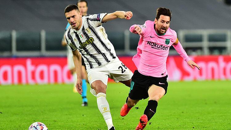 Juventus 0-2 Barcelona (Maçın özeti)