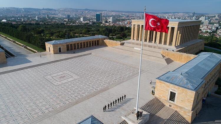 Anıtkabir bugün açık mı 29 Ekim 2020 Anıtkabir giriş saatleri