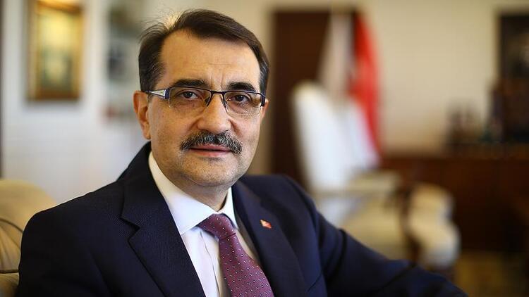 Enerji ve Tabii Kaynaklar Bakanı Dönmez'den 29 Ekim mesajı